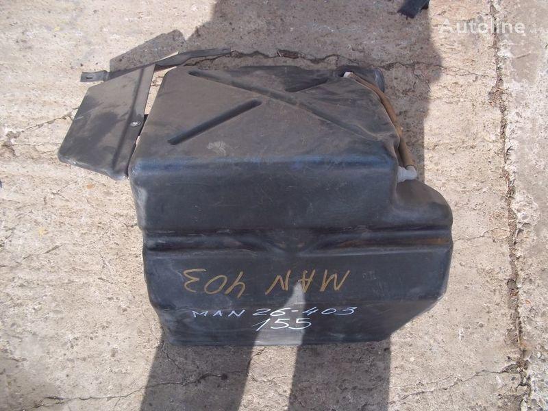 vaschetta tergicristallo MAN per camion MAN 19, 26, F2000