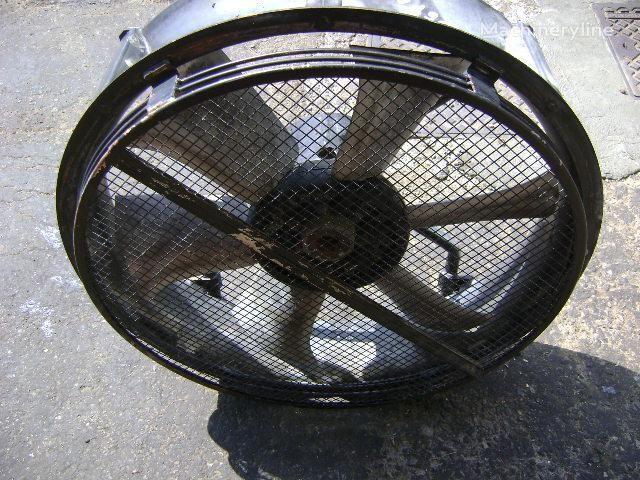 ventola del radiatore FIAT per escavatore FIAT Hitachi W 190 Evolution