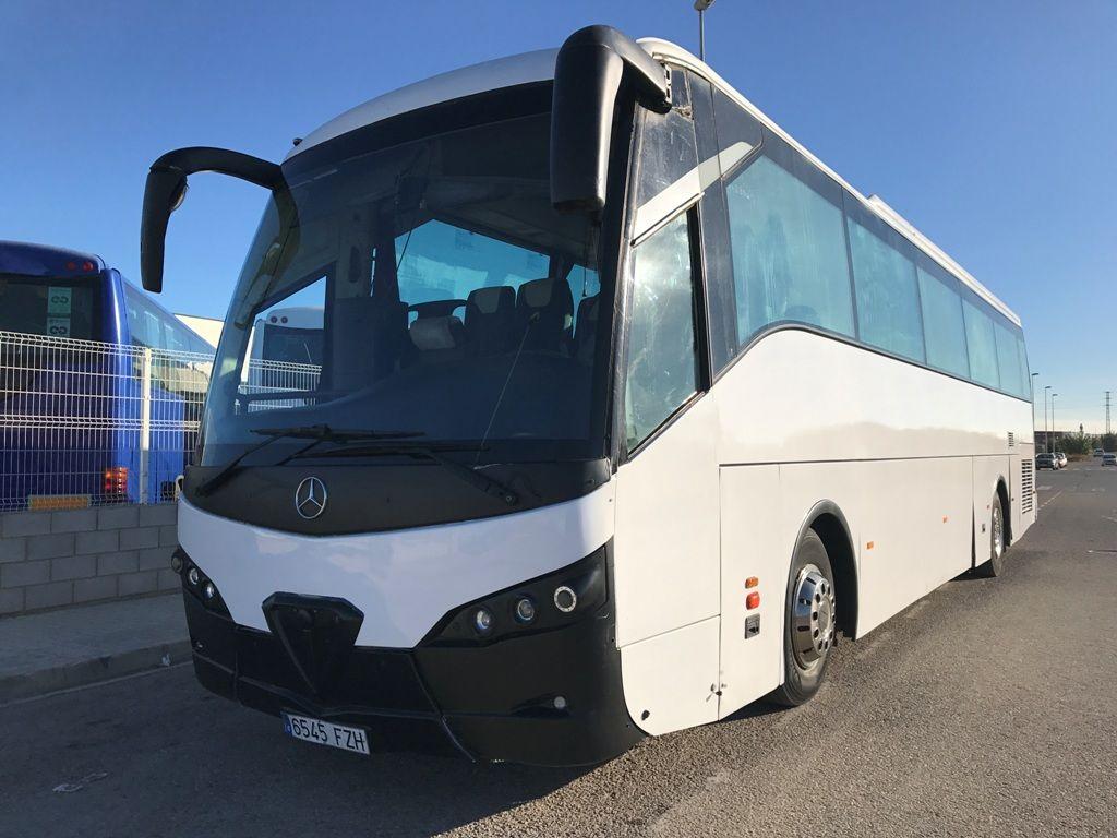 Vendita di pullman mercedes benz oc 500 noge autobus da for Mercedes benz oc