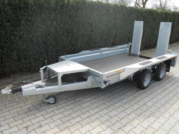 rimorchio bisarca IFOR Williams GX106 3.5T PLANT TRAILER