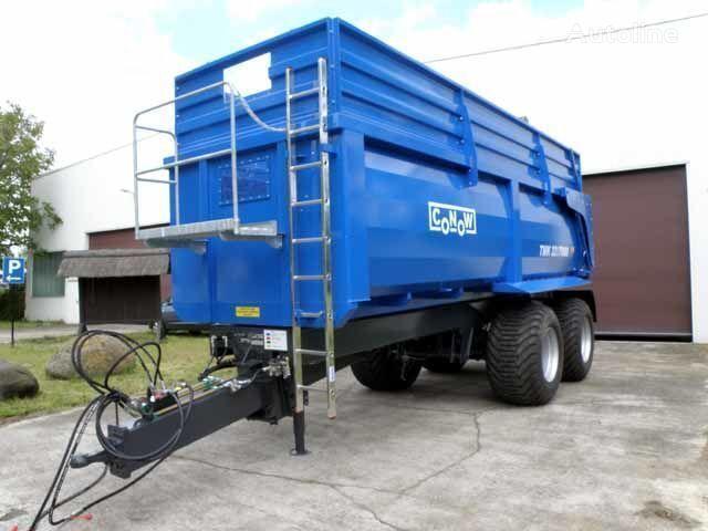 rimorchio trasporto cereali CONOW TMK 22 /7000 nuovo