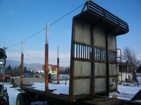 rimorchio trasporto legname