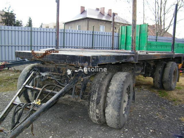 rimorchio trasporto legname PV 1612