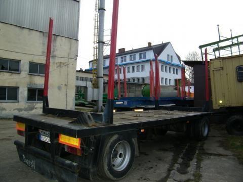 rimorchio trasporto legname TRAILOR R 202 EN 3 L
