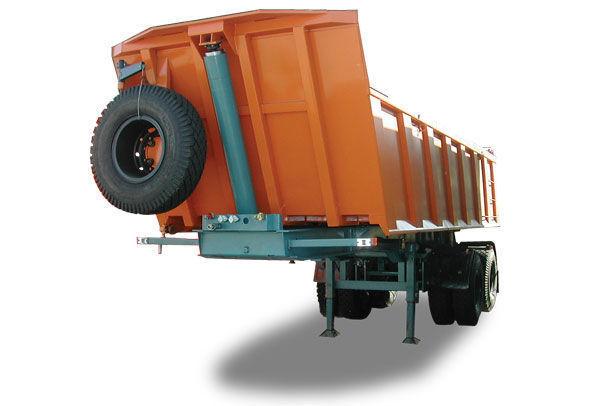 semirimorchio ribaltabile MAZ 950600-020 nuovo