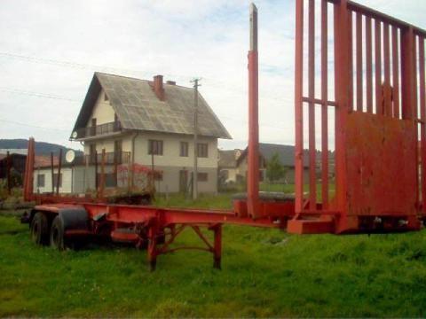 semirimorchio trasporto legname IWTHL SCHLUTUP FS 4020
