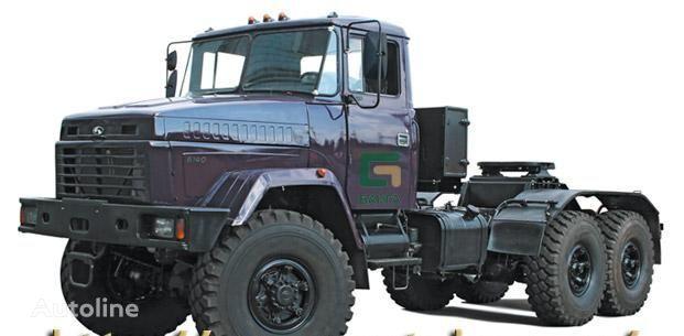 trattore stradale KRAZ 6140TE nuovo