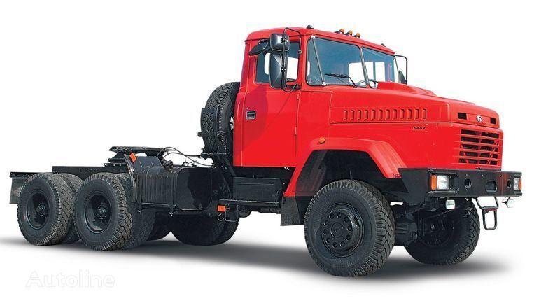 trattore stradale KRAZ 6443 nuovo