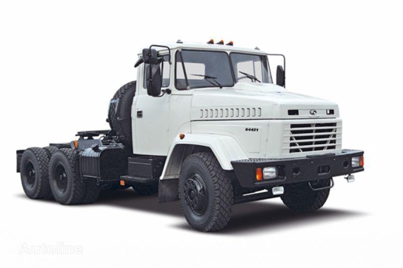 trattore stradale KRAZ 64431