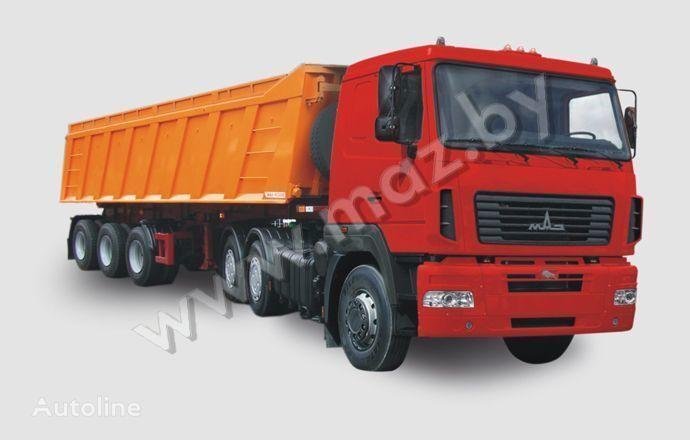 trattore stradale MAZ 6430 A8 nuovo