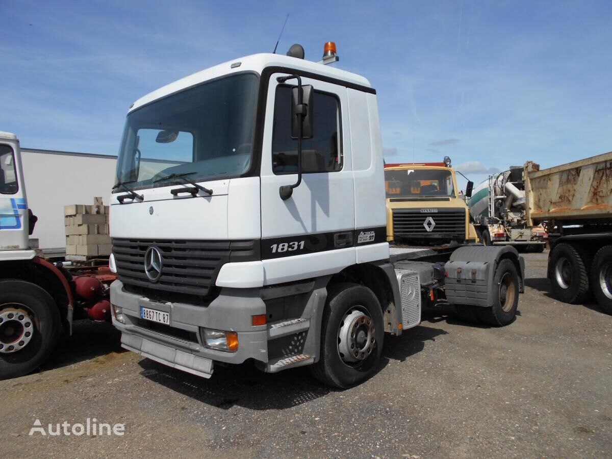 trattore stradale MERCEDES-BENZ Actros 1831