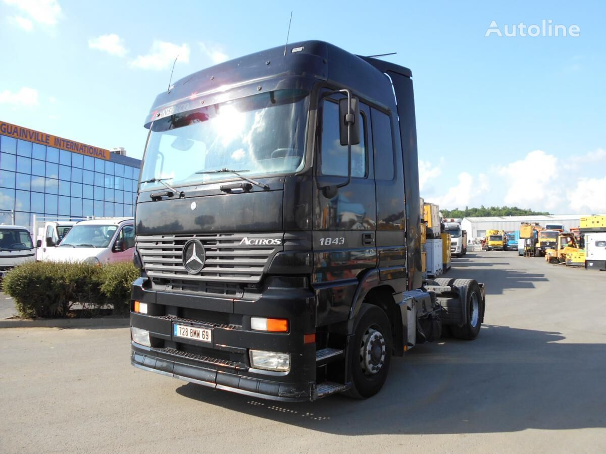 trattore stradale MERCEDES-BENZ Actros 1843