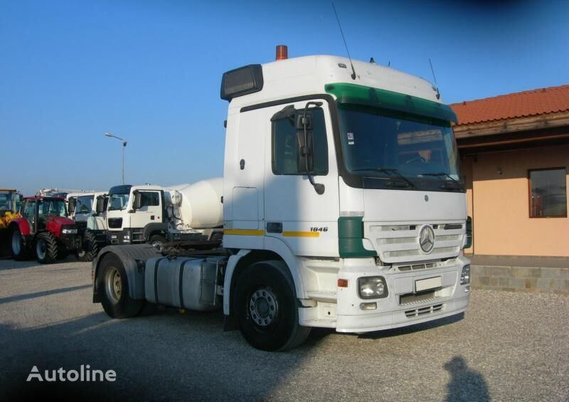 trattore stradale MERCEDES-BENZ Actros 1846