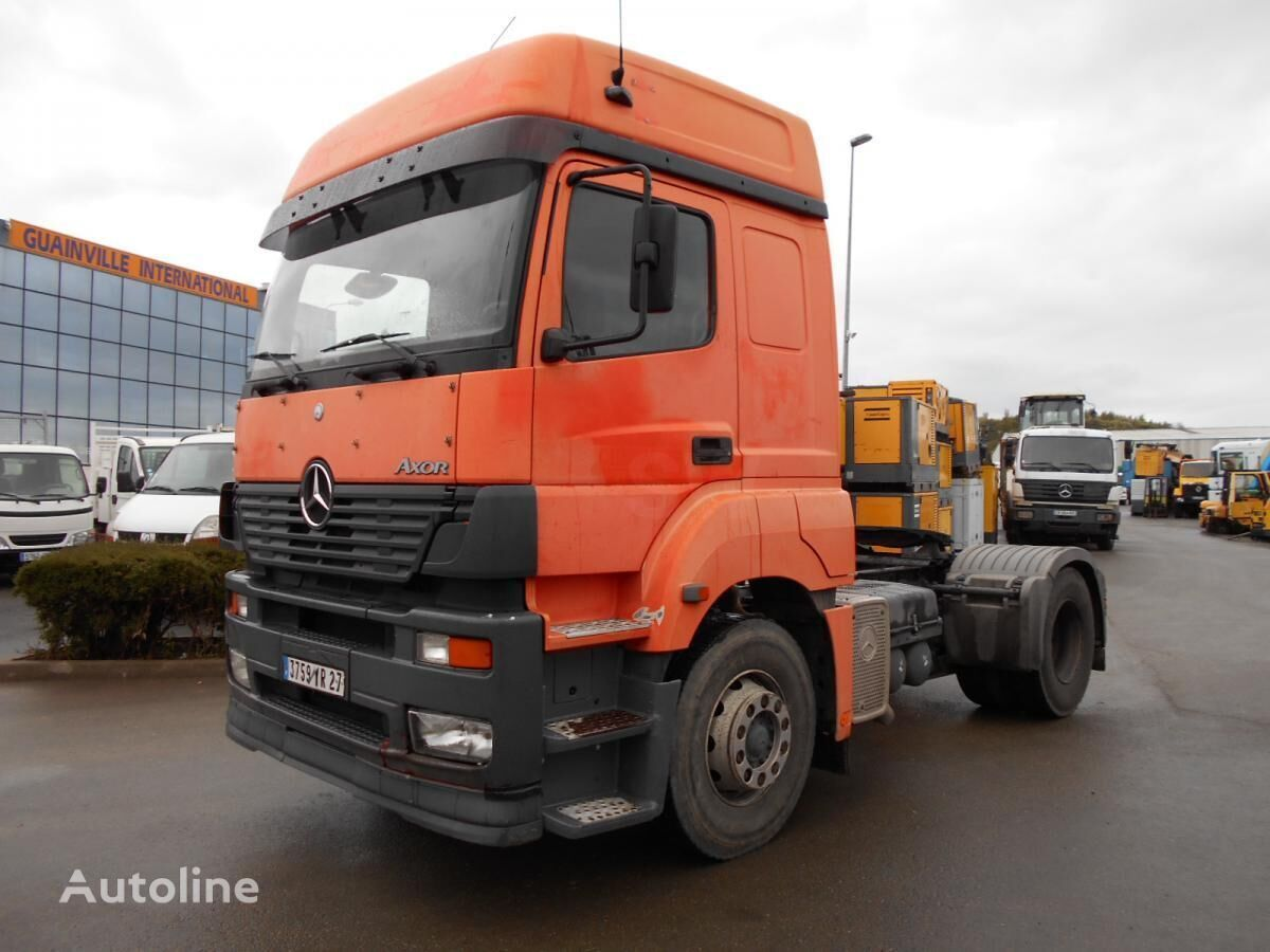 trattore stradale MERCEDES-BENZ Axor 1840
