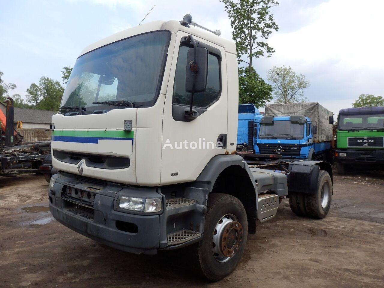 trattore stradale RENAULT KERAX 300 4X4