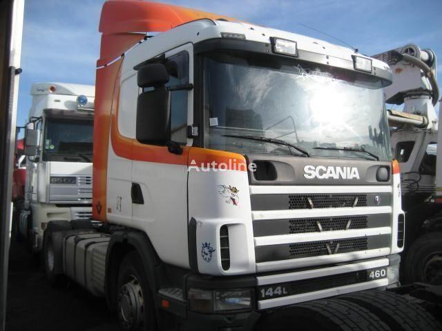 trattore stradale SCANIA L 144L460